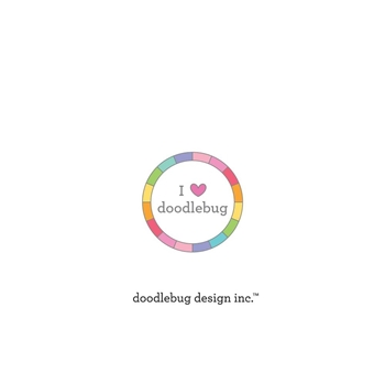 Doodlebug I LOVE DOODLEBUG Collectable Enamel Pin 6554