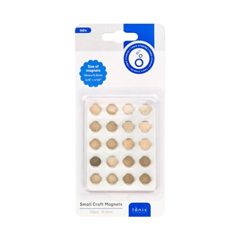 Tonic SMALL Craft Magnets 3061e