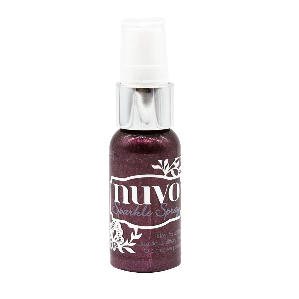Tonic AMETHYST SHIMMER Nuvo Sparkle Spray 1669n zoom image