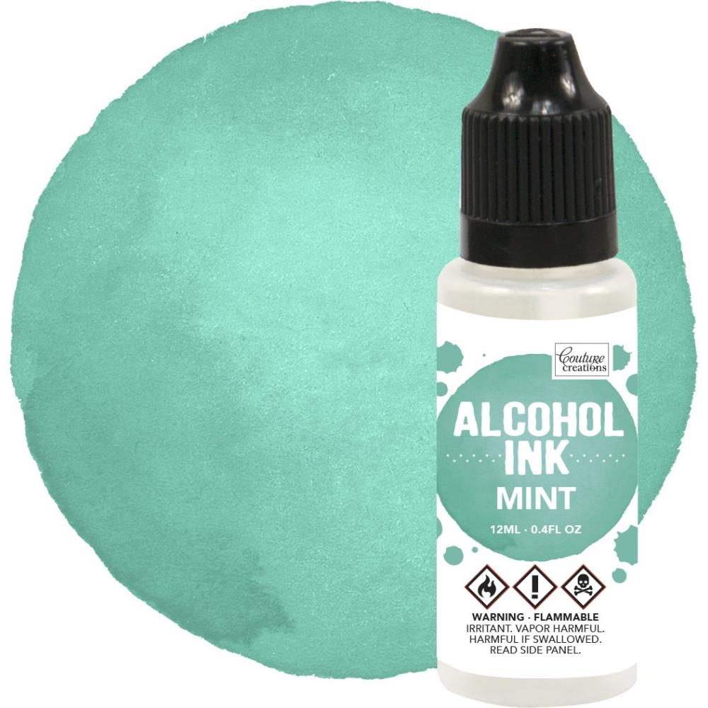 Couture Creations MINT Alcohol Ink co727321 zoom image
