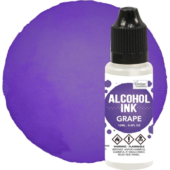 Couture Creations GRAPE Alcohol Ink co727324
