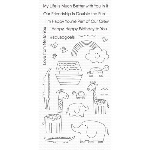My Favorite Things DOUBLE THE FUN Clear Stamps cs469 Preview Image
