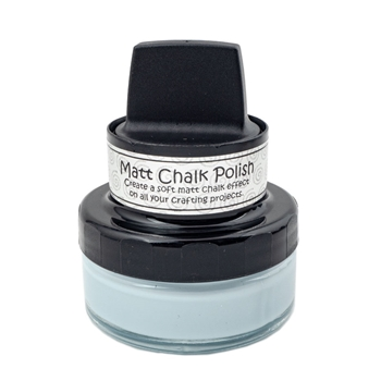 Cosmic Shimmer SKY BLUE Matt Chalk Polish csmcposky