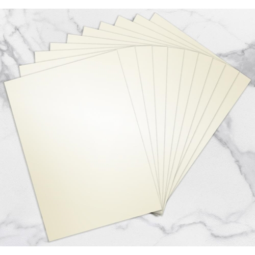 Couture Creations A4 WHITE FELT SHEETS co727346 Preview Image