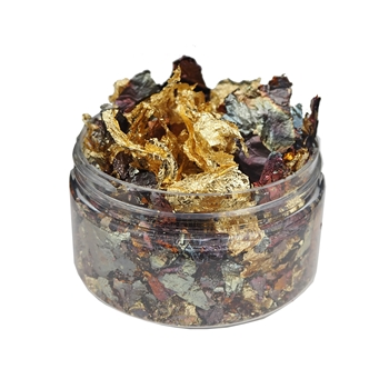 Cosmic Shimmer MULLED WINE Gilding Flakes csgfsmmull