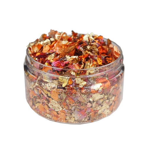 Cosmic Shimmer RED BLAZE Gilding Flakes csgfsmred Preview Image