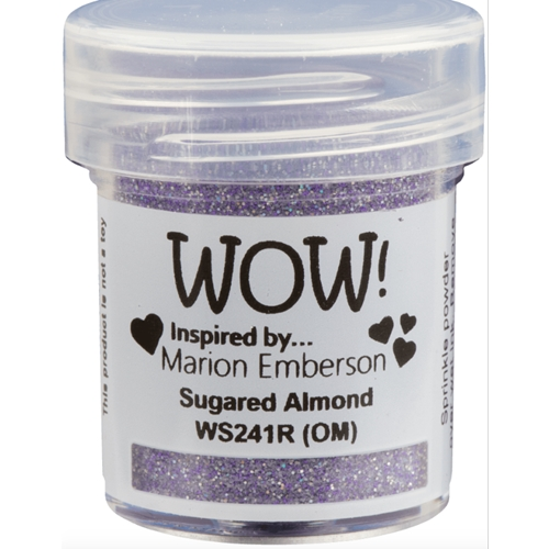 WOW Embossing Powder SUGARED ALMOND WS241R Preview Image