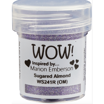 WOW Embossing Powder SUGARED ALMOND WS241R