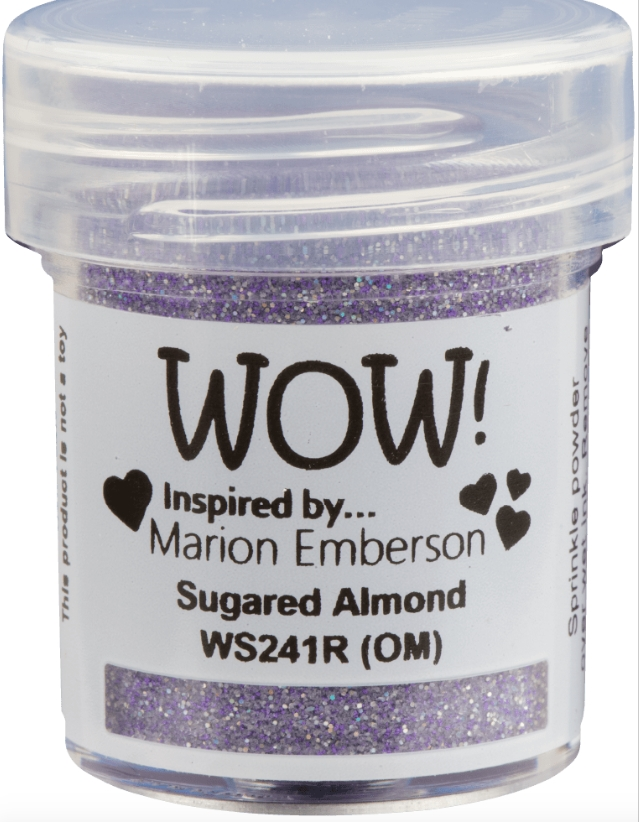 WOW Embossing Powder SUGARED ALMOND WS241R zoom image