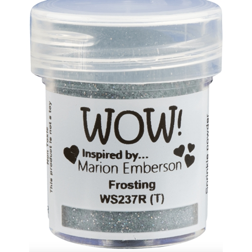 WOW Embossing Powder FROSTING WS237R Preview Image