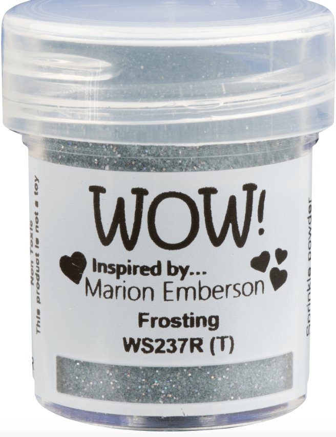 WOW Embossing Powder FROSTING WS237R zoom image