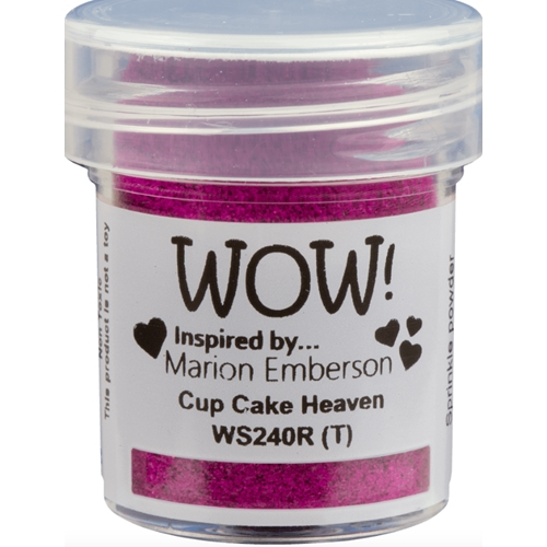 WOW Embossing Powder CUP CAKE HEAVEN WS240R Preview Image