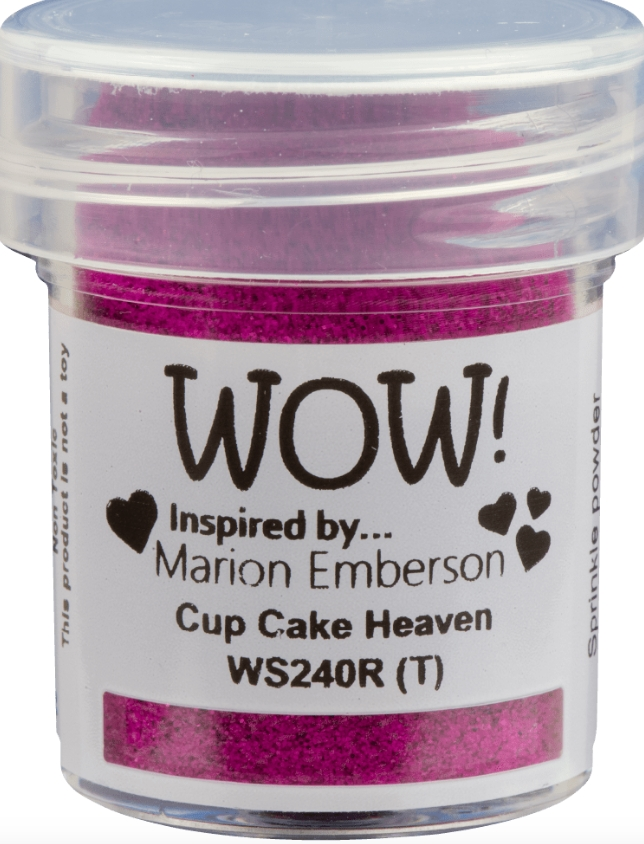WOW Embossing Powder CUP CAKE HEAVEN WS240R zoom image