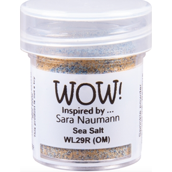 WOW Embossing Powder SEA SALT WL29R