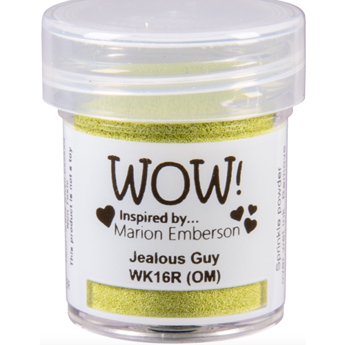 WOW Embossing Powder JEALOUS GUY WK16R Preview Image