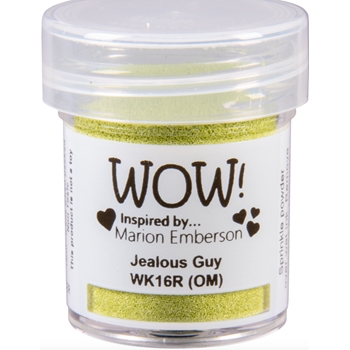 WOW Embossing Powder JEALOUS GUY WK16R
