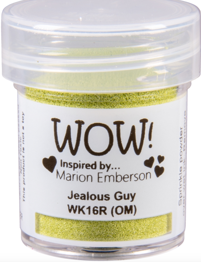 WOW Embossing Powder JEALOUS GUY WK16R zoom image