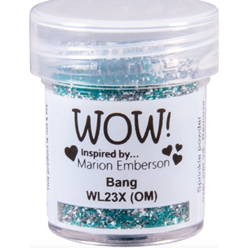 WOW Embossing Powder BANG WL23X