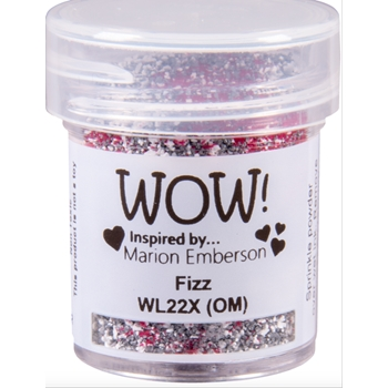 WOW Embossing Powder FIZZ WL22X