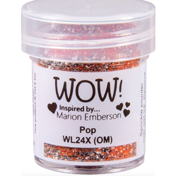 WOW Embossing Powder POP WL24X
