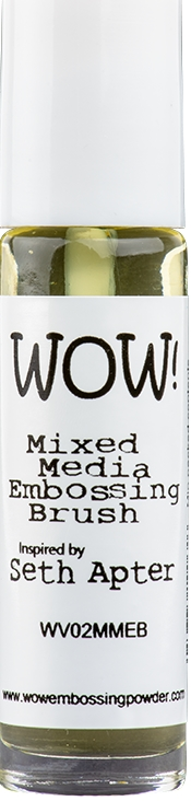 WOW Mixed Media EMBOSSING BRUSH WV02MMEB zoom image
