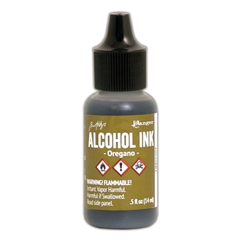 Tim Holtz Alcohol Ink OREGANO Ranger TIM22107