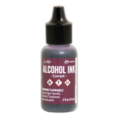 Tim Holtz Alcohol Ink CURRANT Ranger TIM22008 Preview Image