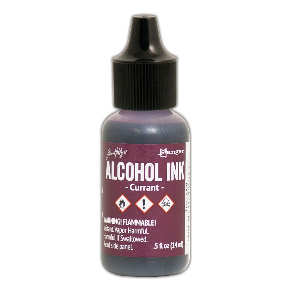 Tim Holtz Alcohol Ink CURRANT Ranger TIM22008 zoom image