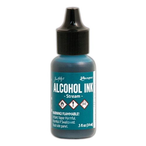 Tim Holtz Alcohol Ink STREAM Ranger TIM22206 Preview Image