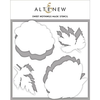 Altenew SWEET NOTHINGS Mask Stencil ALT3945