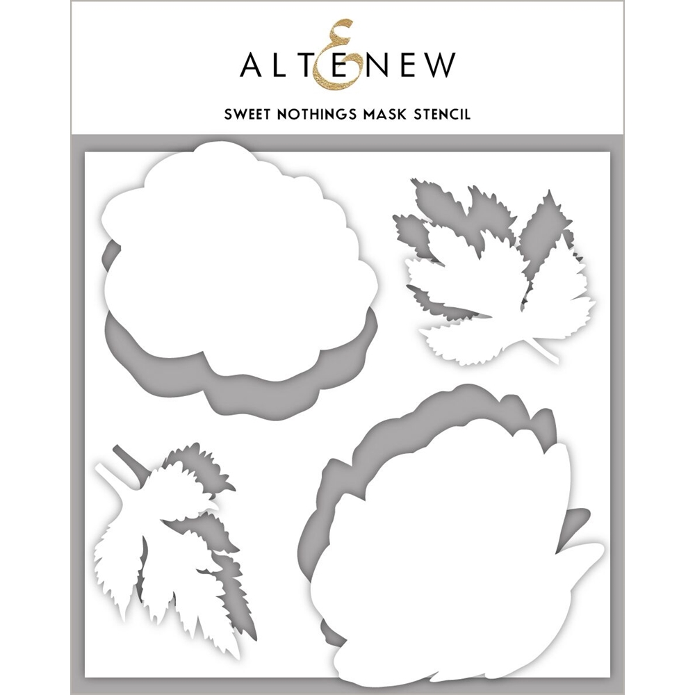 Altenew SWEET NOTHINGS Mask Stencil ALT3945 zoom image