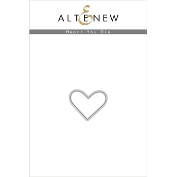 Altenew HEART YOU Dies ALT3932
