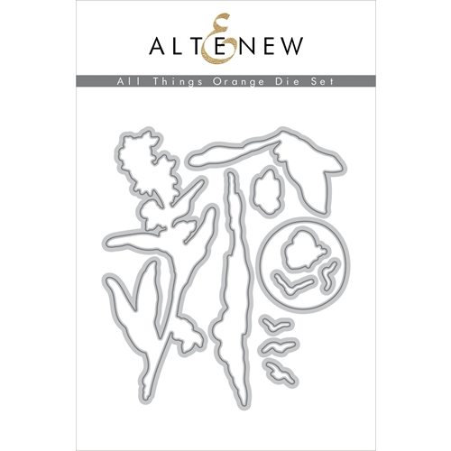 Altenew ALL THINGS ORANGE Dies ALT3925 Preview Image