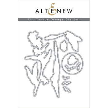 Altenew ALL THINGS ORANGE Dies ALT3925
