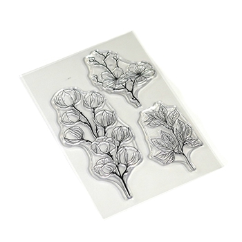 Elizabeth Craft Designs Clear Stamps FIRST SIGHTS OF SPRING cs167