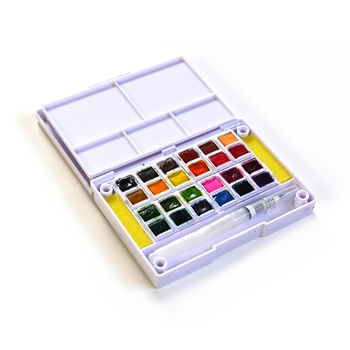 Elizabeth Craft Designs WATERCOLOR PALETTE wc01