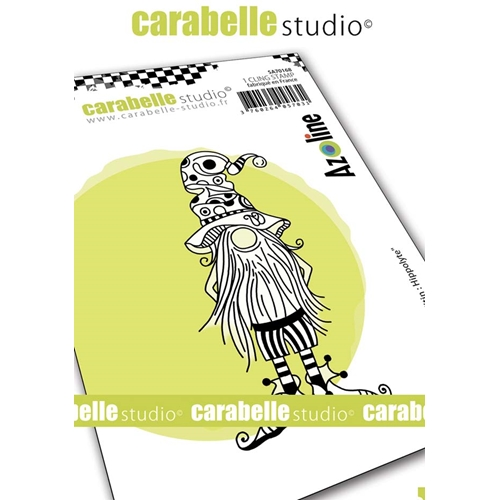 Carabelle Studio HIPPOLYTE Cling Stamp sa70168 Preview Image