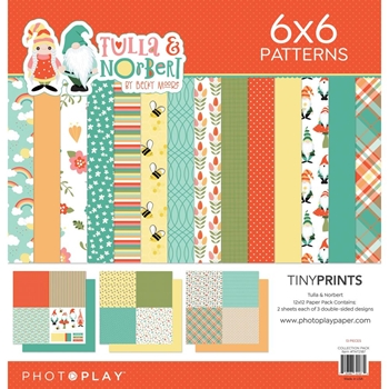 PhotoPlay TULLA AND NORBERT 12 x 12 Quad Pack tnt21874