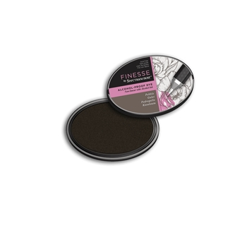 Spectrum Noir PEBBLE Finesse Alcohol Proof Ink Pad snipfalpebb