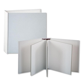 Stamperia WHITE ALBUM Cardboard kc82