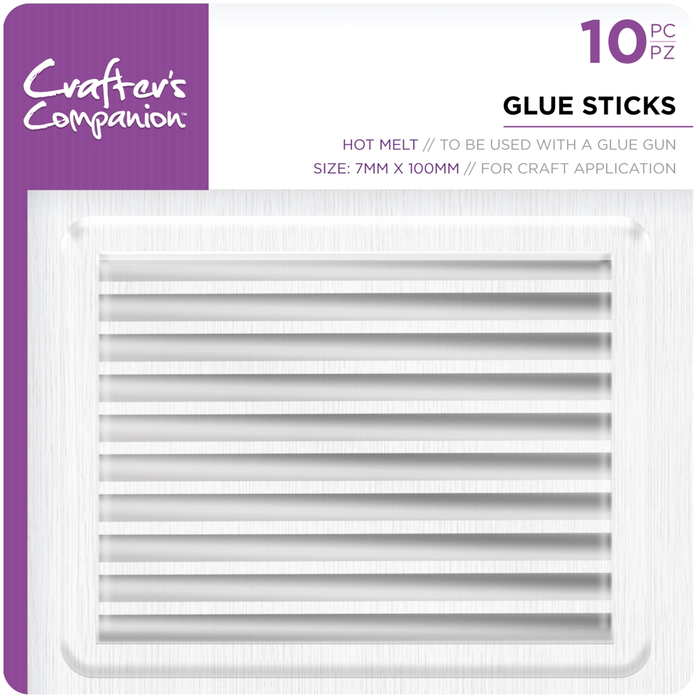 Crafter's Companion HOT GLUE STICKS cctoolglust710 zoom image