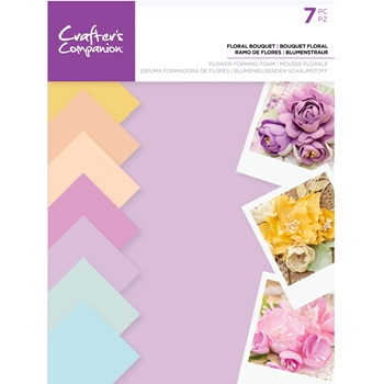 Crafter's Companion FLORAL BOUQUET Flower Forming Foam ccfoamflfbou