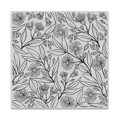 Hero Arts Cling Stamp EUCALYPTUS Bold Prints CG809 Preview Image