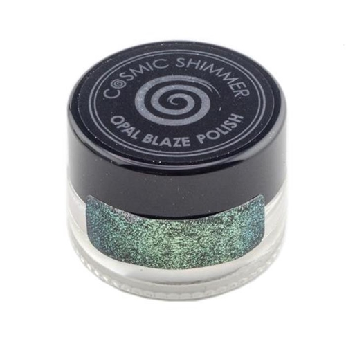 Cosmic Shimmer GILDED AVOCADO Opal Blaze Polish csobpavoc Preview Image