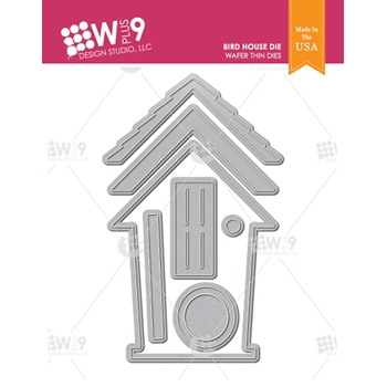 Wplus9 BIRD HOUSE Designer Dies wp9d0244