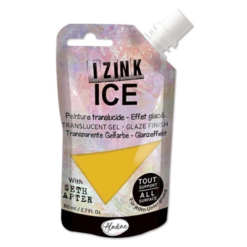 Aladine IZINK ICE MELTED BUTTER Glaze Finish 80368