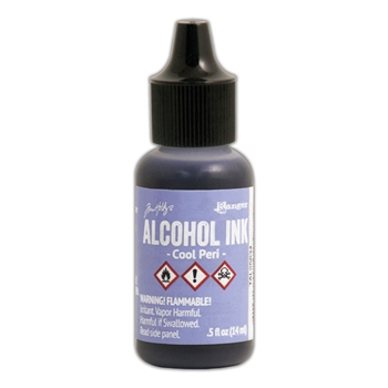 Tim Holtz Alcohol Ink COOL PERI Ranger TAL25634
