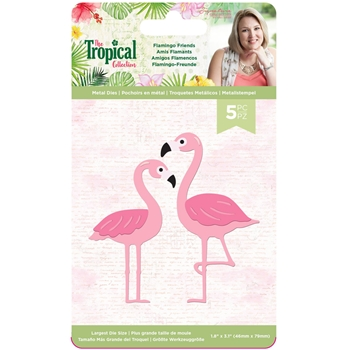 Crafter's Companion FLAMINGO FRIENDS Die strmdff