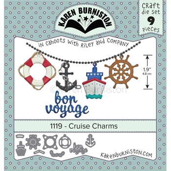 Karen Burniston CRUISE CHARMS Dies 1119