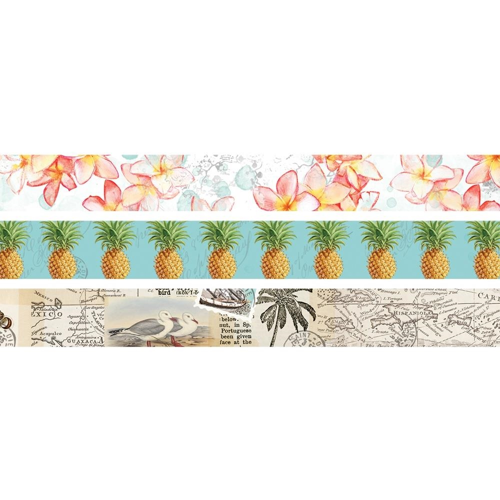 Simple Stories VINTAGE COASTAL Washi Tape 12721 zoom image